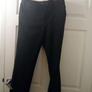 Ladies Black Pants 14P